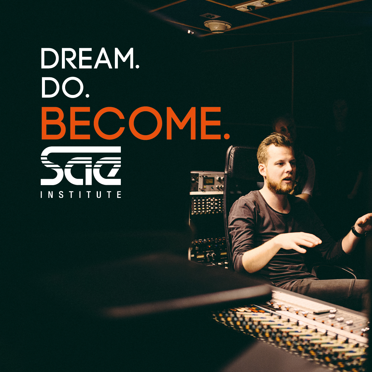 Dream. Do. Become.